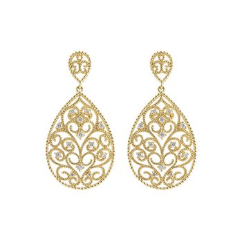 14KT Gold Earrings