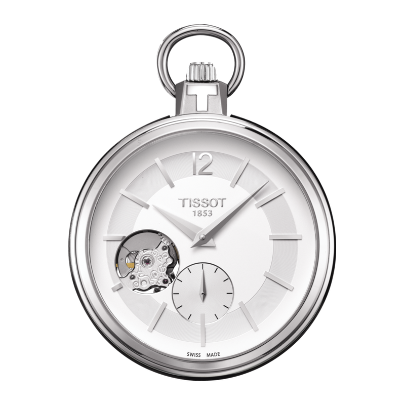 Tissot Tissot Pocket Mechanical Skeleton