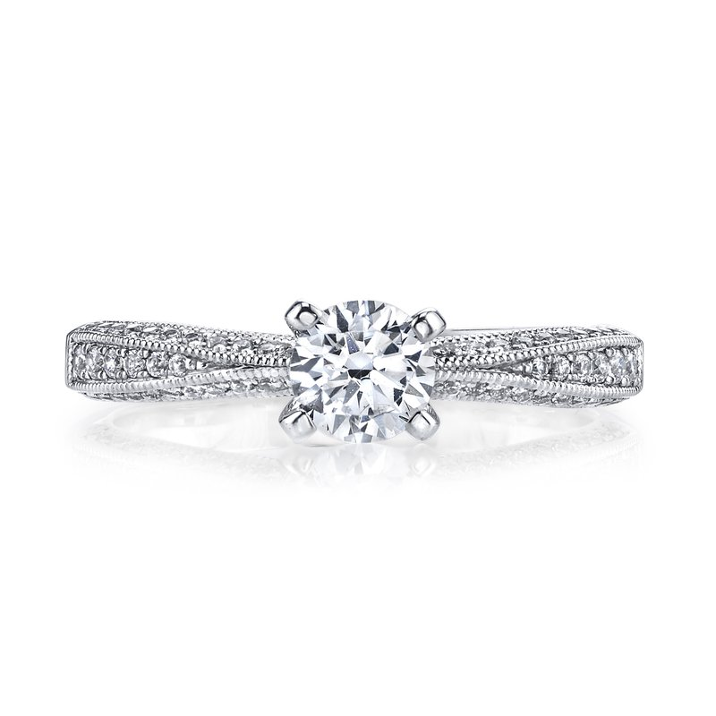 MARS Jewelry Diamond Engagement Ring 0.20 ct tw