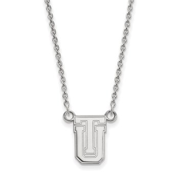 Sterling Silver University of Tulsa NCAA Necklace