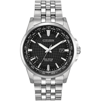 WORLD TIME PERPETUAL - Citizen Eco-Drive Watch