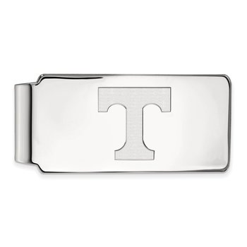 Gold University of Tennessee NCAA Money Clip
