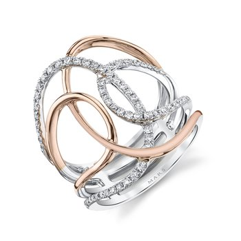MARS 26854 Fashion Ring, 0.40 Ctw.