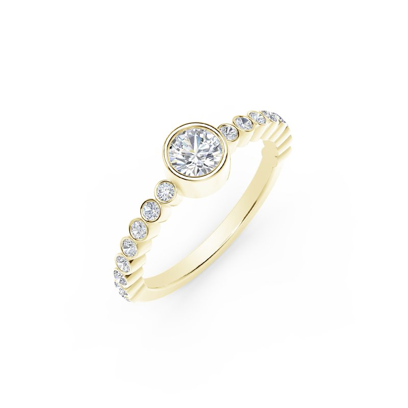 Forevermark The Forevermark Tribute™Collection Diamond Stackable Ring