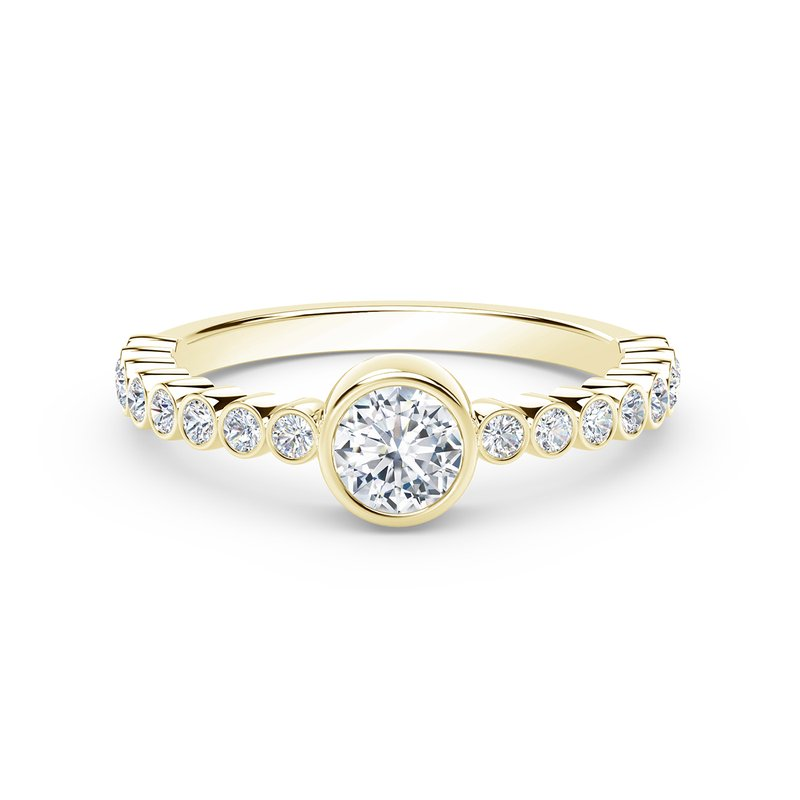 Forevermark Black Label The Forevermark Tribute™Collection Diamond Stackable Ring