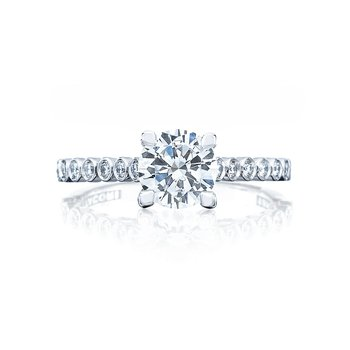 Tacori Women's Engagement Ring - 200-2RD65