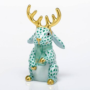 Reindeer Rabbit - Green