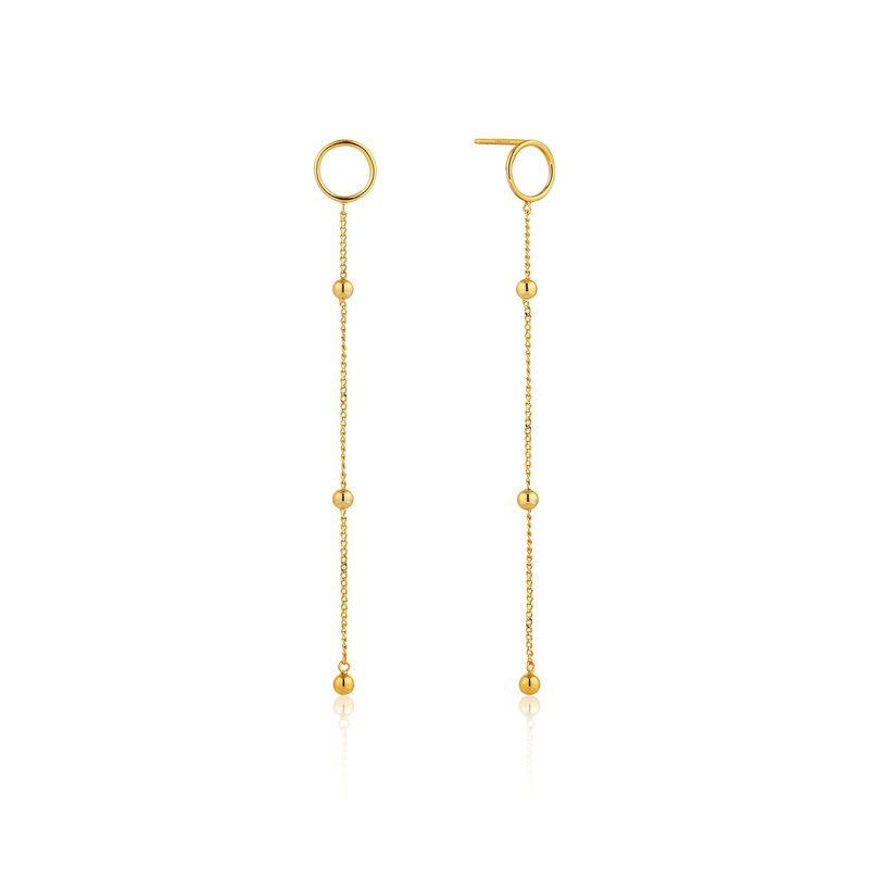 Ania Haie Modern Beaded Drop Earrings
