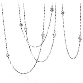 1.63 ctw. Optima Station Necklace