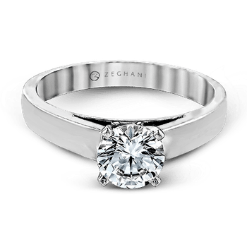 ZR411 ENGAGEMENT RING