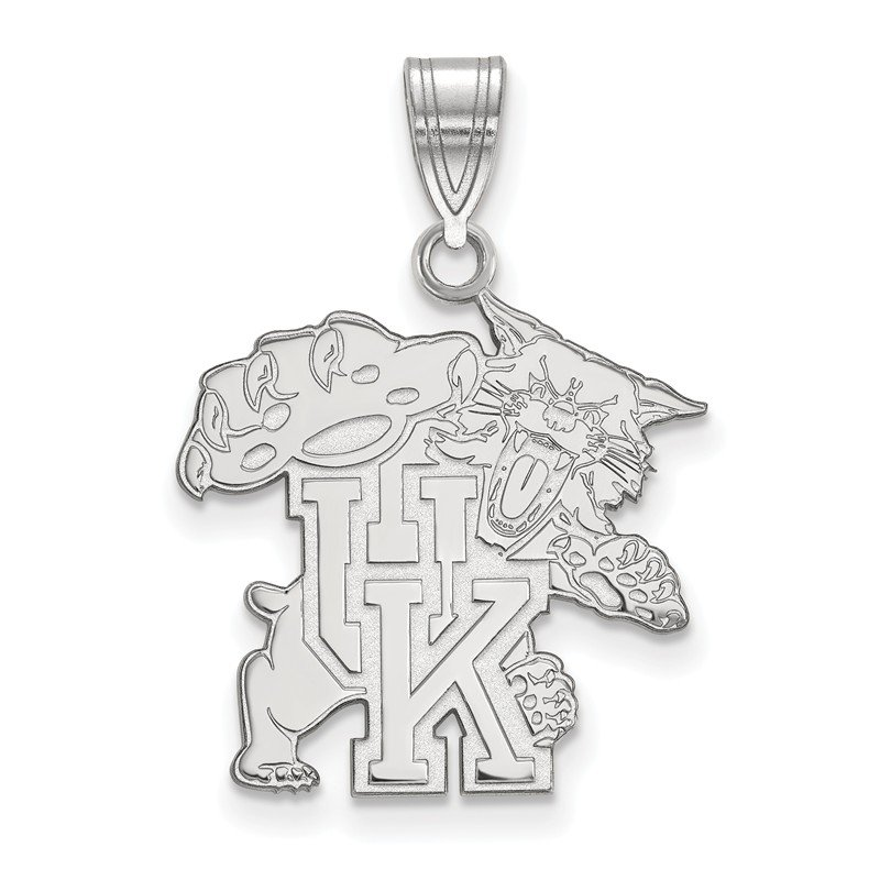 NCAA Sterling Silver University of Kentucky NCAA Pendant