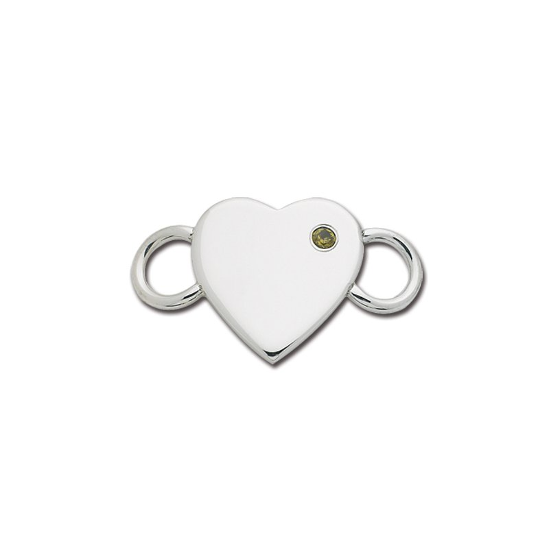 Cape Cod Convertables SB5698-NOV-B_HEART BS CLASP