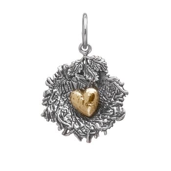 Bundled By Love Nest Charm - 1 Heart