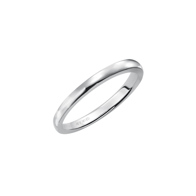 ArtCarved Classic Wedding Band
