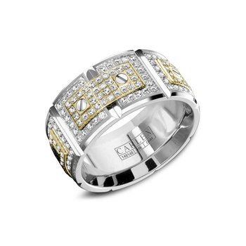 Carlex Generation 2 Mens Ring WB-9797YW