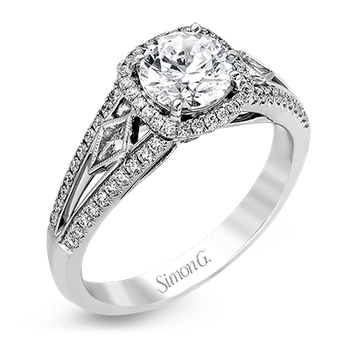 MR2263 ENGAGEMENT RING