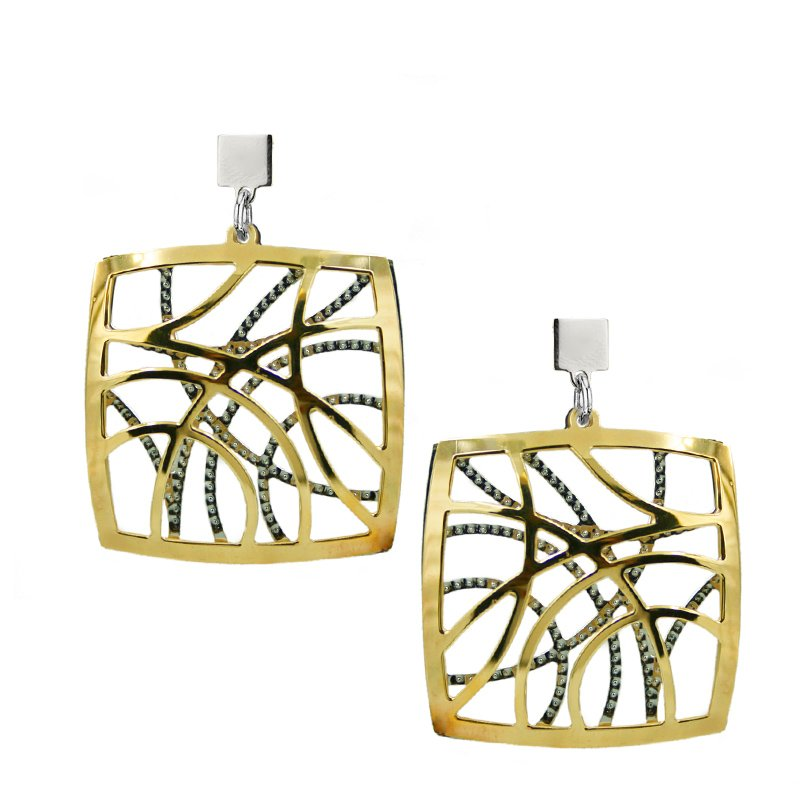 Frederic Duclos Contempo Earrings