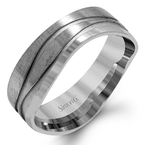 Simon G MR2656 MEN RING