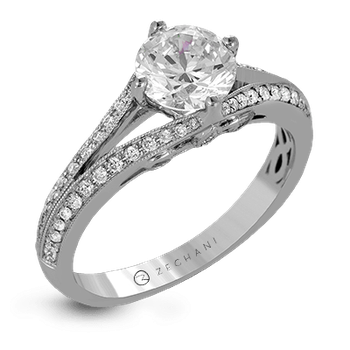 ZR1247 ENGAGEMENT RING