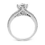 Zeghani ZR1247 ENGAGEMENT RING