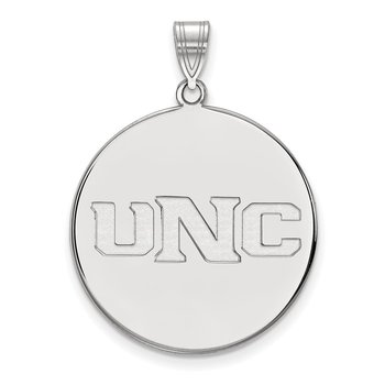 Gold University of Northern Colorado NCAA Pendant