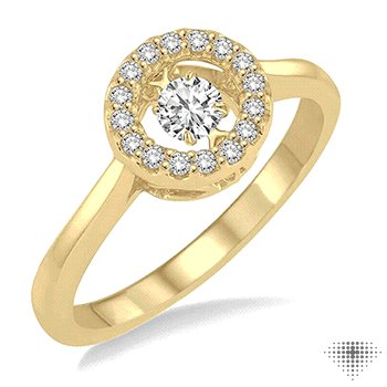 Emotion Diamond Ring