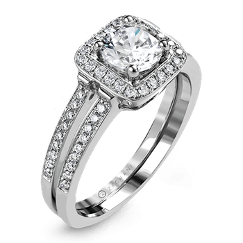 ZR1179 ENGAGEMENT RING