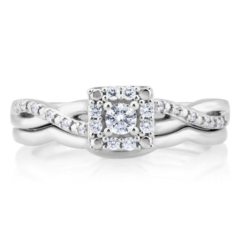 Simply Diamonds BS1924-W1Q37