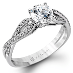 Zeghani ZR998 ENGAGEMENT RING