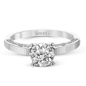 TR678 ENGAGEMENT RING