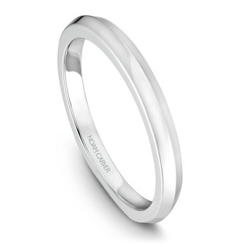 Noam Carver Wedding Band B041-01B