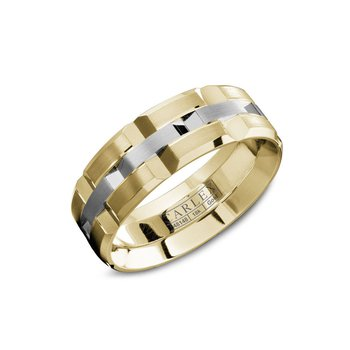 Carlex Generation 1 Mens Ring WB-9168WY