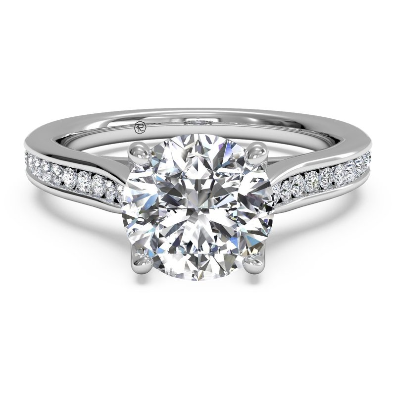 Ritani Classic Engagement Ring