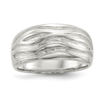 Sterling Silver Fancy Ring
