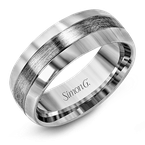 Simon G LG153 MEN RING