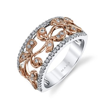 MARS 26753 Fashion Ring, 0.33 Ctw.