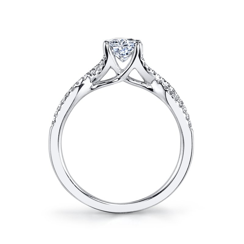 MARS Jewelry - Engagement Ring 25475