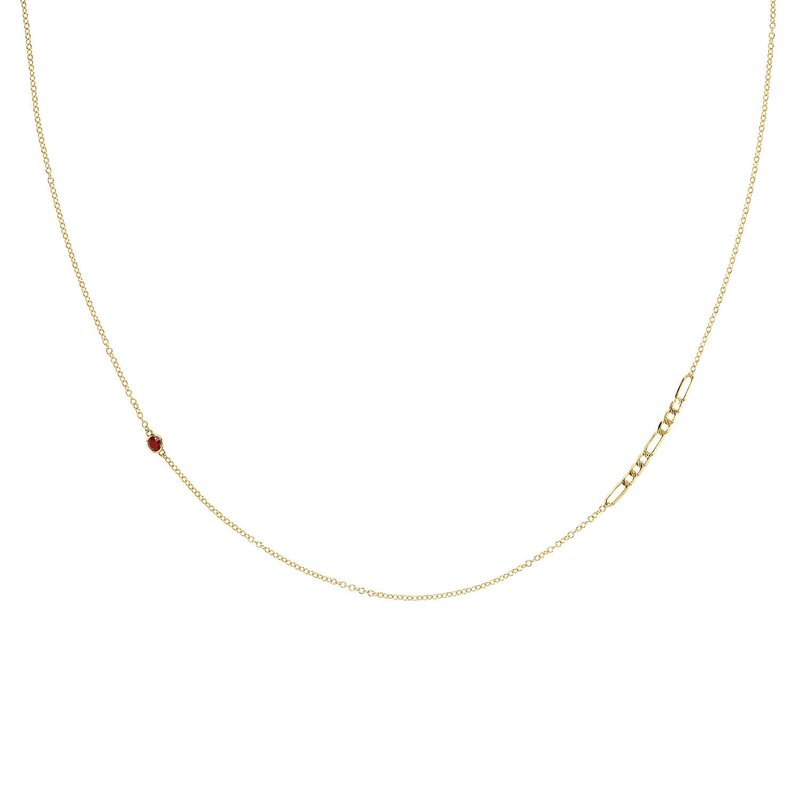 Tacori Fashion It Figaros Gem Necklace w/ Garnet
