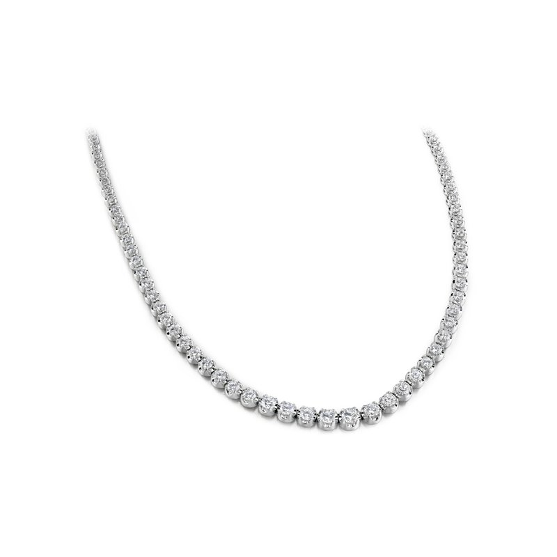 S. Kashi  & Sons Diamond Necklace