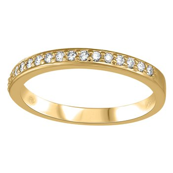 Forever Ice™ Canadian Diamond Wedding Band