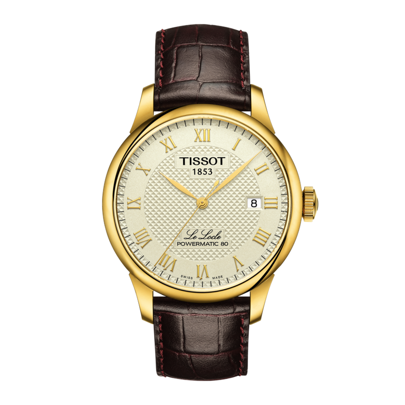 Tissot Tissot Le Locle Powermatic 80