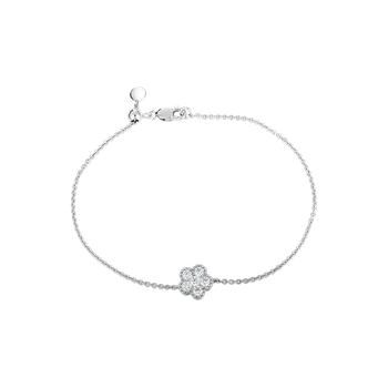 18Kt Gold Classic Diamond Bracelet