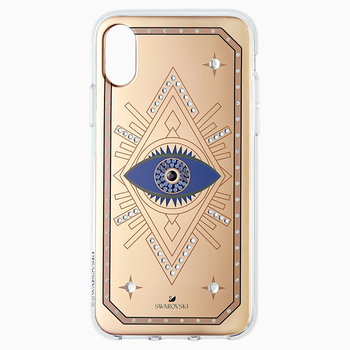 Tarot Eye Smartphone Case, iPhone® X/XS, Pink Gold