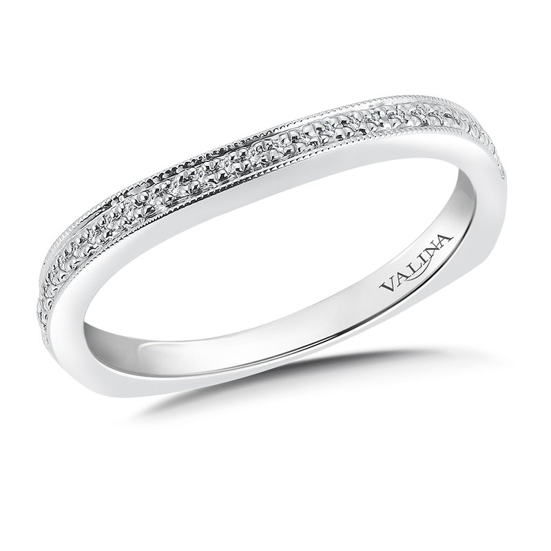 Valina Bridals Wedding Band (0.09ct. tw.)