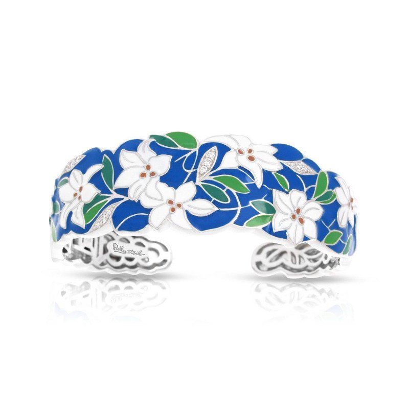 Belle Etoile Tiger Lily Bangle