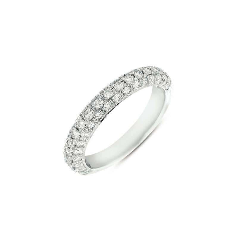 S. Kashi & Sons Bridal Matching Band For En7035