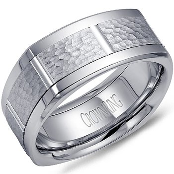 CrownRing Men's Wedding Band WB-9621