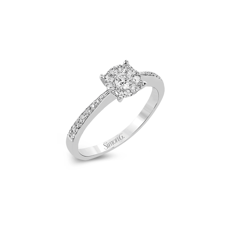 Simon G MR2679 ENGAGEMENT RING