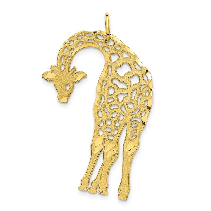 Lester Martin Online Collection 10k Giraffe Charm