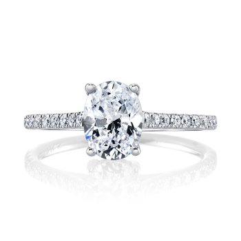 MARS Jewelry - Engagement Ring 27039OV